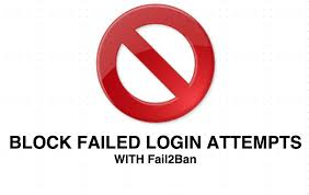 fail2ban block failed login attempt