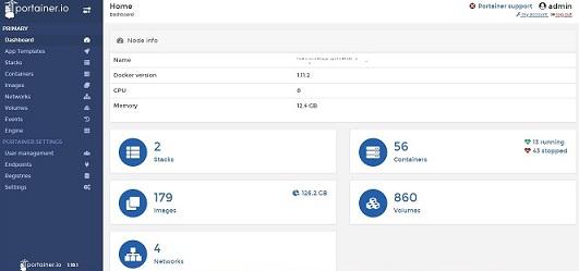 Docker registry WebUI and Authorization with Portus - Linux Server